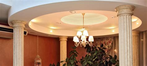 Interior Columns   Architectural   Column Cover and GRG