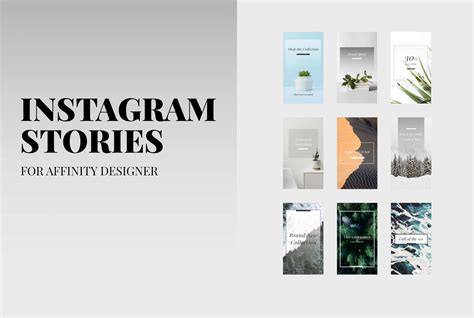 instagram stories instagram templates creative market