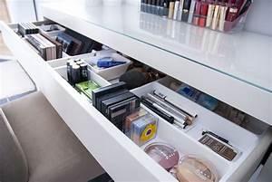 Table De Maquillage Ikea : mon rangement makeup domino effect ~ Teatrodelosmanantiales.com Idées de Décoration