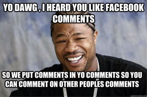 How To Put A Meme On Facebook Comments - you like facebook comments meme for facebook comments