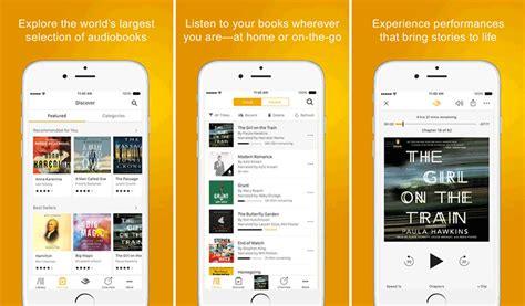 audiobook apps  iphoneipad  manage
