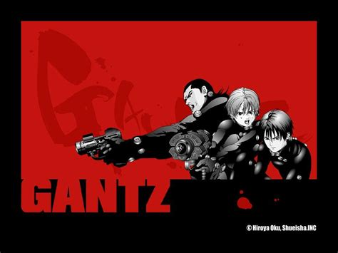 Gantz Wallpapers  Wallpaper Cave
