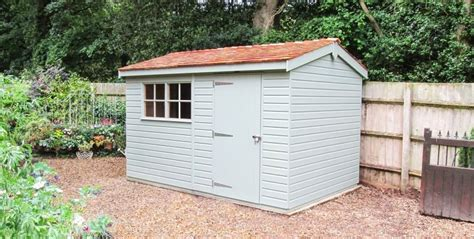 Garden Shed Sales Uk by Large Garden Sheds Delivery Installation Incl