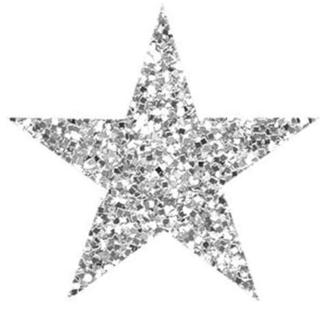 silver clipart silver glitter star pencil   color