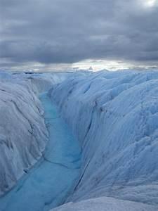 Carbon Flux On Glacier Ice