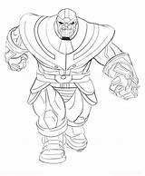 Thanos Fortnite Da Pages Di Running Coloring Infinity Gauntlet Colorare Colouring Stampare Printable Disegni Avengers Immagini Marvel War Foto Face sketch template