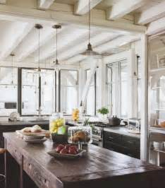 metal kitchen island tables just a touch of gray rustic decor