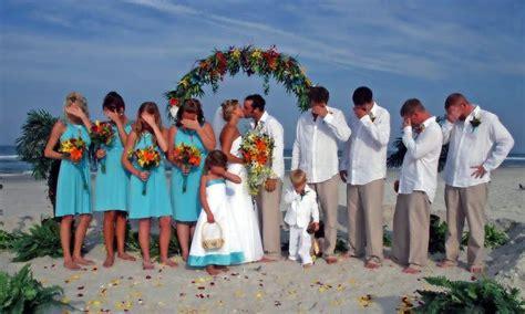 sun  sea beach weddings visit st augustine