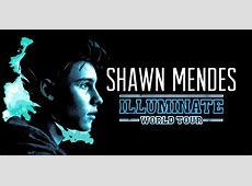 Shawn Mendes Illuminate World Tour Rogers Arena