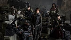 Here's Your First Look at the Star Wars: Rogue One Cast ...