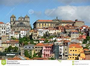 Altes Haus In Portugal Kaufen : alte stadt porto portugal stockbilder bild 31908794 ~ Lizthompson.info Haus und Dekorationen