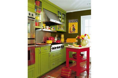 Deco Cuisine Rouge Et Verte