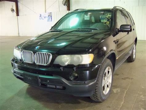 Luxury Bmw Suv Featured At Goodwill Auto Auction Of