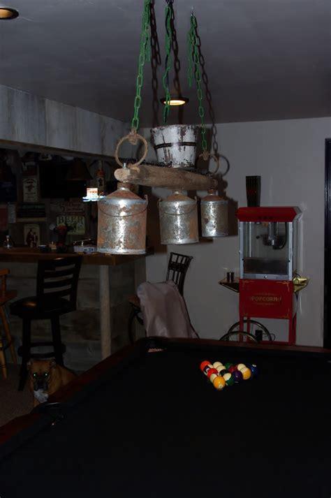 reclaimed rustics rustic billiard light fixture
