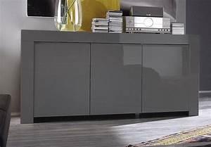 Kommode Grau Hochglanz : sideboard amalfi kommode lack grau echt hochglanz neu ebay ~ Markanthonyermac.com Haus und Dekorationen