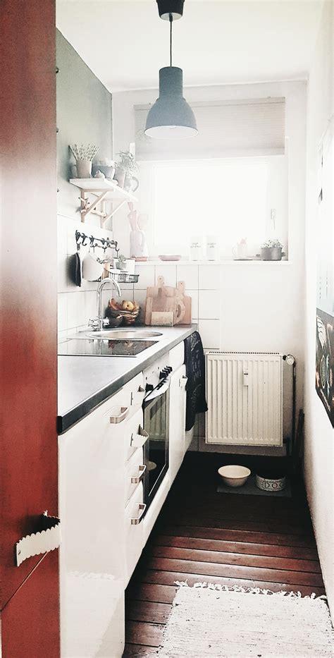 Kleine Schmale Küche by Vielversprechend Schmale K 252 Che Einrichten Bilder Ideen