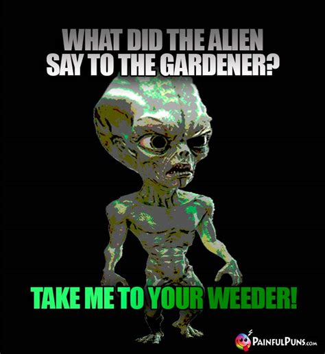 Space Bar Jokes: UFO Jokes And Space Alien Humor 4