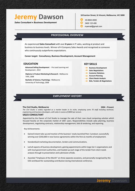 Buy Resume Templates by Buy Professional Designer Resume Templates