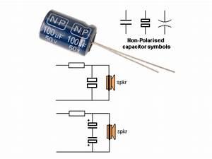 Capacitor - Unknown Circuit Symbol   U0026quot 10 Np U0026quot