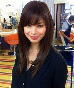 Top 5 Hairstyle of Philippine Female Celebrities 2013   TOP 5