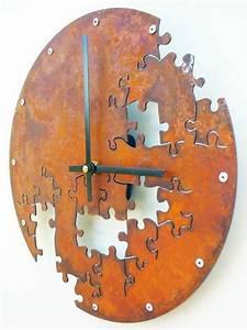 Große Wanduhr Modern : wanduhr modern ein accessoire das in jedem haus vorhanden sein muss steel furniture ~ Eleganceandgraceweddings.com Haus und Dekorationen