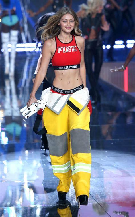 Gigi Hadid - Victoria's Secret Fashion Show in New York ...