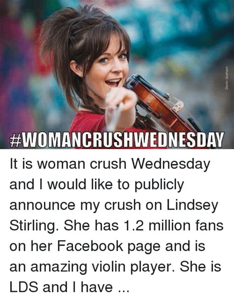 Woman Crush Wednesday Meme - 25 best memes about facebook love and mormon facebook love and mormon memes