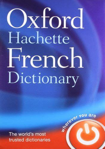 oxford hachette french dictionary  images oxford