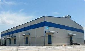 Pre Fabricated Factory Shed | Pre Fabricated Factory ...