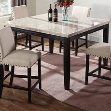 Marble Kitchen & Dining Tables You'll Love  Wayfair