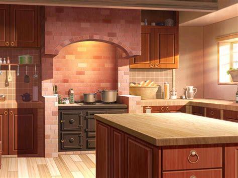 style home interior design kitchen background siudy
