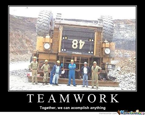 Teamwork Meme - teamwork quotes sayings pictures images
