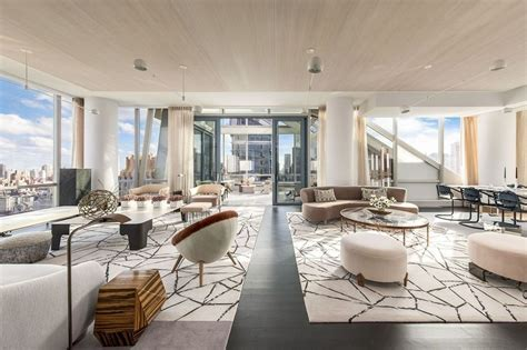 One of only two condos with private terraces at One57