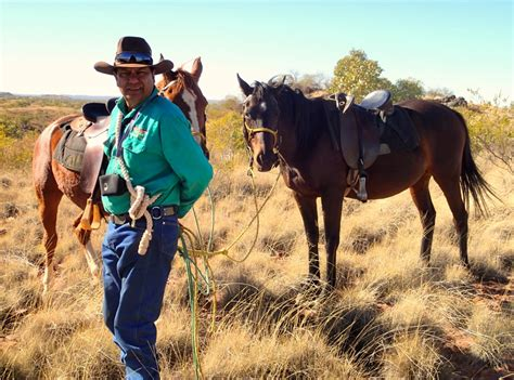 riding horse jerry territory northern creek tucker bush spin outback tennant owner kelly traditional pricked seen even had before