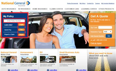 Find out how to make payments by phone, mail or online. National General Auto Insurance Login Make Payment Claim and Contact Information | Car insurance ...