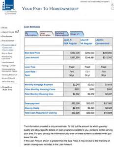 Estimated Mortgage Rate by Fha Loans How Can I Estimate My Monthly Mortgage Payment