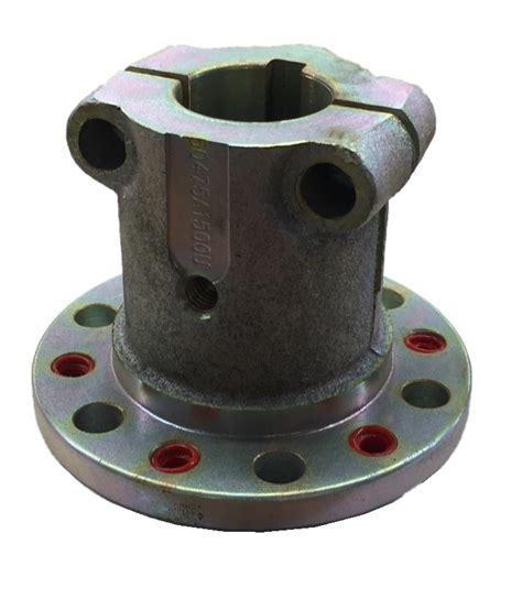 split shaft coupling model    flange   mm bolts
