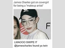 James Charles Flashback Mary Story Die Bilder Coleection