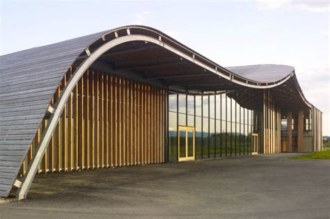siege social lyon rossignol 39 s mountain inspired headquarters minimizes its