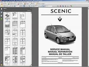 Fusibles Scenic 2 Habitacle : renault scenic ii manual de taller workshop manual manuel reparation ebay ~ Medecine-chirurgie-esthetiques.com Avis de Voitures