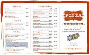 pizza restaurant menu template With pizza menu template word