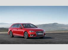 The SLine Competition Package Gives The Refreshed Audi A4