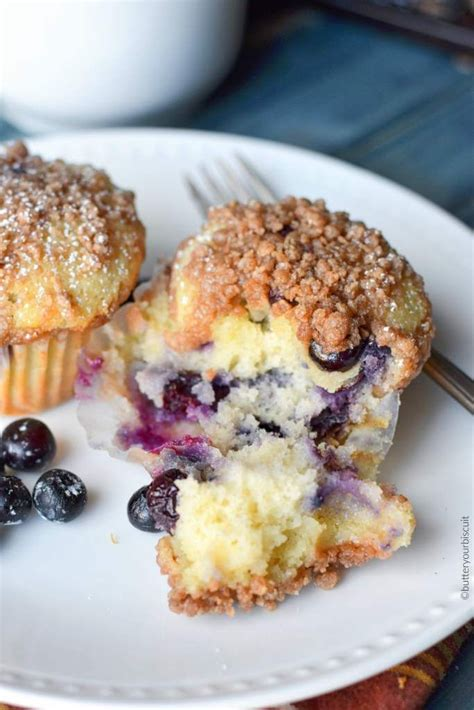 Turns out my grandma's old fashioned sour cream coffee cake recipe makes for some pretty spectacular muffins. Sour Cream Blueberry Muffins   Recipe   Sour cream muffins, Blue berry muffins, Best blueberry ...