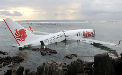 1001 pulau indonesia bali indonesia miraculously all 108 on board survive