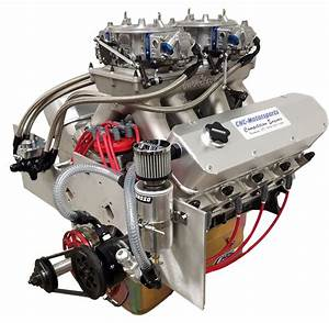 Bb Ford 632 Truck Tractor Pulling Race Engine  1125  Hp