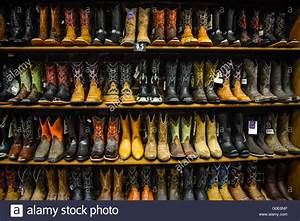 the nashville cowboy boot store has rows of unique cowboy With cowboy boot warehouse