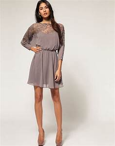 21 charming fall wedding guest dresses crazyforus for Dresses for a fall wedding