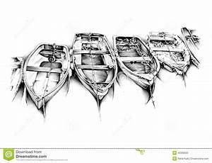 Dessin Fait Main : dessin moteur de mer antique de bateau fait main ~ Dallasstarsshop.com Idées de Décoration
