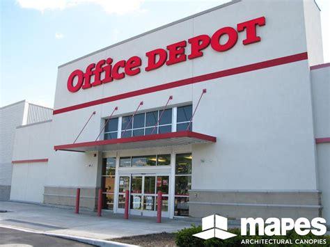 Office Depot Joplin Mo by Mapes Canopies