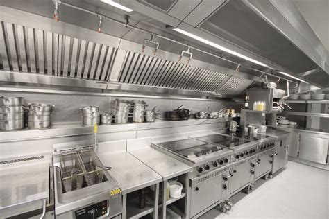 Intro To Commercial Kitchen Ventilation Systems